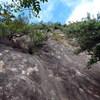 黒五谷から荒地山へのハイキング(その3)荒地山