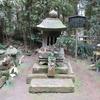 楡井頼仲の墓