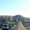 西湖自由キャンプ場 2017年5月1~2日