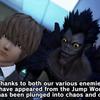 jump force(ジャンプフォース)ストーリーを紹介するPVが公開!ついにデスノート組が牙をむく!そして熱い遊戯推し笑