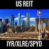 米国リートIYR/XLRE/SPYDの構成銘柄を徹底比較しました!