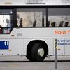 ローザンヌ市内のバスの乗り方