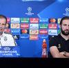 【前日会見】 2016/17 UEFA CL 第4節 ユベントス対オリンピック・リヨン