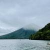 """男体山に登る """"I climbed Mt. Nantai-san at Nikko of Tochigi pref. in Japan."""""""