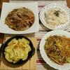 2016/10/29の夕食