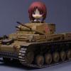1/35 ドイツII号戦車(ガルパン仕様)レビュー