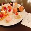 如水会館 カフェ&パブ マーキュリー 苺とさくらのスイーツビュッフェ