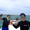 与論島で体験ダイビング!