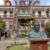 南通博物苑内の張謇氏旧邸