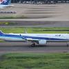雷の中のANA A321neo搭乗記 福岡→羽田NH272便