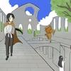 【漫画制作】画力向上練習:22日目