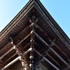 東大寺 南大門/鎌倉の活力。繊細とは無縁。東大寺様式という独創性。運慶と快慶は強く共鳴しました。