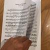 楽譜 の 製本