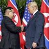 もやもや日記  初の米朝首脳会談