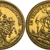 神聖ローマ帝国ハプスブルク家年代不明7ダカット テンペストメダル