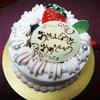 フランス菓子「PAYS NATAL(ペイナタル)」のバースデーケーキ~島根県松江市