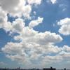 雲がもくもく3〜写真日記(写真日記今日の空)