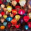 【ベトナム中部】宝石箱みたいな夜のホイアンを散策