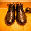 クレム1925で靴を磨いた話