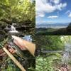 テンカラ源流野営渓泊釣行記:2019年9月下旬の島々谷川、山と渓の至福