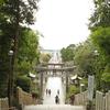 嵐でおなじみ・宮地嶽神社で始まる今年の七五三