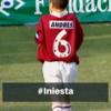 イニエスタ少年時代の貴重な映像 〜バルサに見出された天才サッカー少年〜