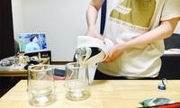 """-2℃で味わう新感覚の日本酒。石井酒造✖️シャープのコラボ企画""""冬単衣""""を試し飲み"""