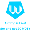 Woter:AirDrop!