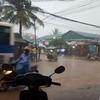 カンボジアの雨期はなめちゃいけない、、これは要チェック!カンボジア・シェムリアップの雨期事情。アンコールワットに行く時の服装などにも注意