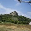 新幹線からいつも見ていた『立岩』