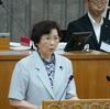 県議会最終日、討論に立ちました。