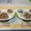 本日の夕飯 子供用    離乳食初期からNGな豆腐。