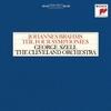 ブラームス:交響曲第4番・大学祝典序曲・悲劇的序曲 / セル, クリーヴランド管弦楽団 (1964-67/2017 SACD)