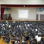 東北高校で「フリマアプリのあんしん・あんぜんな使い方」についてお話したよ #メルカリな日々 2018/04/23