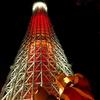 X'masの東京スカイツリー