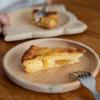 外出自粛ステイホーム中に、手軽にできるフランス菓子「クラフティ」を親子協力して作ってみる!パパ飯7