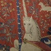 クリュニー美術館(国立中世美術館)@フランス・パリ:魅惑のタピストリー部屋へ(2017/11/6)【旅ログ】