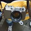 Nikon S4 と コシナ Nokton 50mm f1.5 Ilford FP4