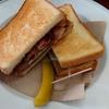 札幌市 ハサミヤ / サンドイッチの美味しさにビックリ