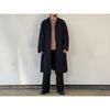 SCYE / N/P Garment Dyed Balmacaan Coat