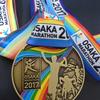 第7回大阪マラソン完走しました!