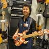 【草津店スタッフ紹介】内田 佳汰(うっちー) エレキギター、エフェクター、アンプ担当