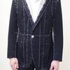 板橋区J.Tさん バイオリニストのステージ用フォーマルジャケット|仮縫い