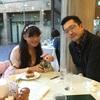 西洋美術館 すいれんさんランチ♪&銀のぶどうさんケーキ☆*:.。. o(≧▽≦)o .。.:*☆