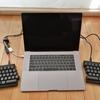 左右分離型のキーボードMistel Barocco MD600が販売再開されたみたいなので買った
