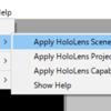 HoloToolkit を Unity 5.5 版に入れかえたい
