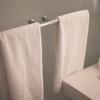 セキスイハイム標準のタオル掛けは幅が狭い!?