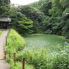 佐倉城のお濠(千葉県佐倉)