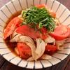 夏のサラダチキン生活に超簡単「サラダチキンとトマトのしそ南蛮漬け風」が良すぎる【Yuu】