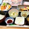 銀ひらすの西京焼きとお刺身膳